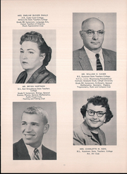 Page 15, 1959 Edition, Tulpehocken High School - Yearbook (Bernville, PA) online yearbook collection