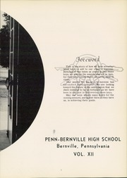 Page 7, 1960 Edition, Tulpehocken High School - Yearbook (Bernville, PA) online yearbook collection