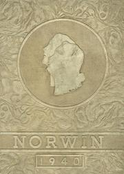 1940 Edition, Norwin High School - Pennon Yearbook (Irwin, PA)