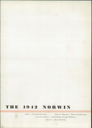 Page 5, 1942 Edition, Norwin High School - Pennon Yearbook (Irwin, PA) online yearbook collection