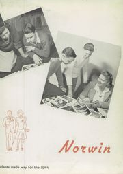 Page 7, 1944 Edition, Norwin High School - Pennon Yearbook (Irwin, PA) online yearbook collection