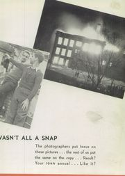 Page 9, 1944 Edition, Norwin High School - Pennon Yearbook (Irwin, PA) online yearbook collection