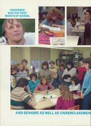 Page 12, 1982 Edition, Norwin High School - Pennon Yearbook (Irwin, PA) online yearbook collection