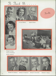 Page 14, 1959 Edition, Chief Logan High School - Legend Yearbook (Lewistown, PA) online yearbook collection