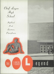 Page 6, 1959 Edition, Chief Logan High School - Legend Yearbook (Lewistown, PA) online yearbook collection