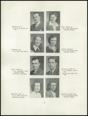Page 14, 1946 Edition, Coudersport High School - Couderean Yearbook (Coudersport, PA) online yearbook collection