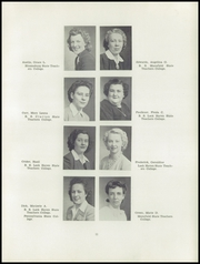 Page 15, 1946 Edition, Coudersport High School - Couderean Yearbook (Coudersport, PA) online yearbook collection