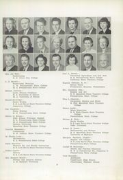 Page 13, 1948 Edition, Coudersport High School - Couderean Yearbook (Coudersport, PA) online yearbook collection