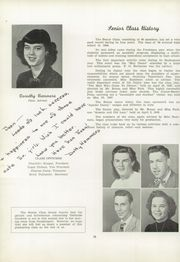 Page 16, 1948 Edition, Coudersport High School - Couderean Yearbook (Coudersport, PA) online yearbook collection