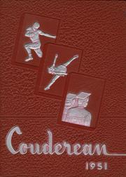 Page 1, 1951 Edition, Coudersport High School - Couderean Yearbook (Coudersport, PA) online yearbook collection