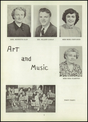 Page 12, 1951 Edition, Coudersport High School - Couderean Yearbook (Coudersport, PA) online yearbook collection