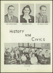 Page 14, 1951 Edition, Coudersport High School - Couderean Yearbook (Coudersport, PA) online yearbook collection