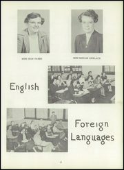Page 15, 1951 Edition, Coudersport High School - Couderean Yearbook (Coudersport, PA) online yearbook collection
