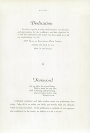 Page 7, 1935 Edition, Leechburg High School - Minetas Yearbook (Leechburg, PA) online yearbook collection