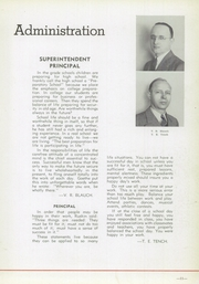 Page 15, 1940 Edition, Leechburg High School - Minetas Yearbook (Leechburg, PA) online yearbook collection