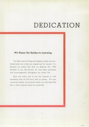 Page 9, 1940 Edition, Leechburg High School - Minetas Yearbook (Leechburg, PA) online yearbook collection