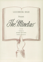 Page 7, 1947 Edition, Leechburg High School - Minetas Yearbook (Leechburg, PA) online yearbook collection