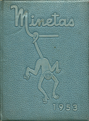 Page 1, 1953 Edition, Leechburg High School - Minetas Yearbook (Leechburg, PA) online yearbook collection