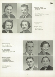Page 14, 1953 Edition, Leechburg High School - Minetas Yearbook (Leechburg, PA) online yearbook collection
