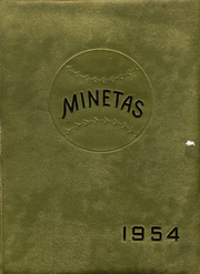 Page 1, 1954 Edition, Leechburg High School - Minetas Yearbook (Leechburg, PA) online yearbook collection