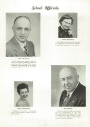 Page 12, 1955 Edition, Leechburg High School - Minetas Yearbook (Leechburg, PA) online yearbook collection