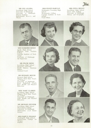 Page 14, 1955 Edition, Leechburg High School - Minetas Yearbook (Leechburg, PA) online yearbook collection