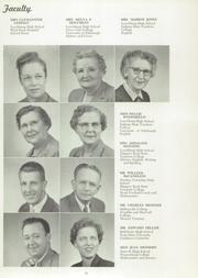 Page 15, 1955 Edition, Leechburg High School - Minetas Yearbook (Leechburg, PA) online yearbook collection