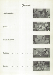 Page 9, 1955 Edition, Leechburg High School - Minetas Yearbook (Leechburg, PA) online yearbook collection