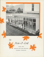 Page 5, 1970 Edition, Mapletown High School - Mon O Leaf Yearbook (Greensboro, PA) online yearbook collection
