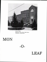 Page 5, 1975 Edition, Mapletown High School - Mon O Leaf Yearbook (Greensboro, PA) online yearbook collection