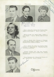 Page 10, 1949 Edition, Meyersdale Joint High School - Hi Point Yearbook (Meyersdale, PA) online yearbook collection