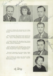 Page 11, 1949 Edition, Meyersdale Joint High School - Hi Point Yearbook (Meyersdale, PA) online yearbook collection