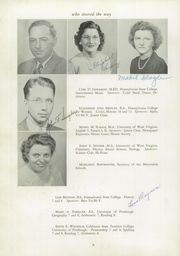 Page 12, 1949 Edition, Meyersdale Joint High School - Hi Point Yearbook (Meyersdale, PA) online yearbook collection