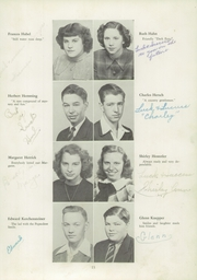 Page 17, 1949 Edition, Meyersdale Joint High School - Hi Point Yearbook (Meyersdale, PA) online yearbook collection