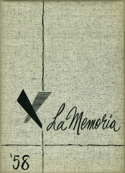 Page 1, 1958 Edition, Upper Dauphin High School - La Memoria Yearbook (Elizabethville, PA) online yearbook collection