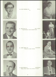 Page 13, 1958 Edition, Upper Dauphin High School - La Memoria Yearbook (Elizabethville, PA) online yearbook collection
