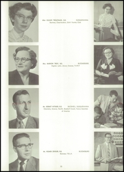 Page 15, 1958 Edition, Upper Dauphin High School - La Memoria Yearbook (Elizabethville, PA) online yearbook collection