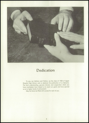 Page 6, 1958 Edition, Upper Dauphin High School - La Memoria Yearbook (Elizabethville, PA) online yearbook collection