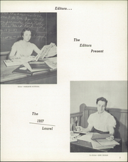 Page 7, 1957 Edition, Laurel Valley High School - Laurel Yearbook (New Florence, PA) online yearbook collection