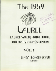 Page 5, 1959 Edition, Laurel Valley High School - Laurel Yearbook (New Florence, PA) online yearbook collection