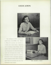 Page 8, 1959 Edition, Laurel Valley High School - Laurel Yearbook (New Florence, PA) online yearbook collection