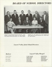 Page 10, 1966 Edition, Laurel Valley High School - Laurel Yearbook (New Florence, PA) online yearbook collection