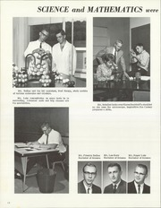 Page 16, 1966 Edition, Laurel Valley High School - Laurel Yearbook (New Florence, PA) online yearbook collection