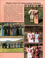 Page 14, 1979 Edition, Laurel Valley High School - Laurel Yearbook (New Florence, PA) online yearbook collection