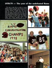 Page 6, 1979 Edition, Laurel Valley High School - Laurel Yearbook (New Florence, PA) online yearbook collection