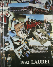 1982 Edition, Laurel Valley High School - Laurel Yearbook (New Florence, PA)