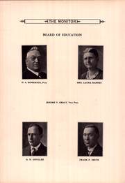 Page 14, 1926 Edition, Middleburg High School - Monitor Yearbook (Middleburg, PA) online yearbook collection