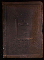 1927 Edition, Middleburg High School - Monitor Yearbook (Middleburg, PA)