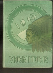 1945 Edition, Middleburg High School - Monitor Yearbook (Middleburg, PA)