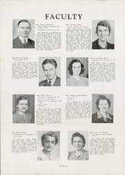 Page 14, 1945 Edition, Middleburg High School - Monitor Yearbook (Middleburg, PA) online yearbook collection